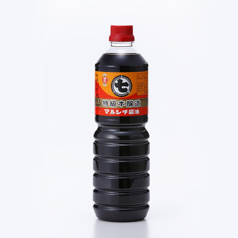 マルシチ 本醸造 錦紅醤油